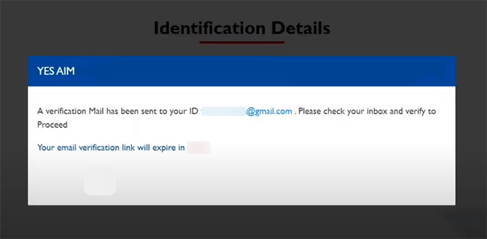 enter email id