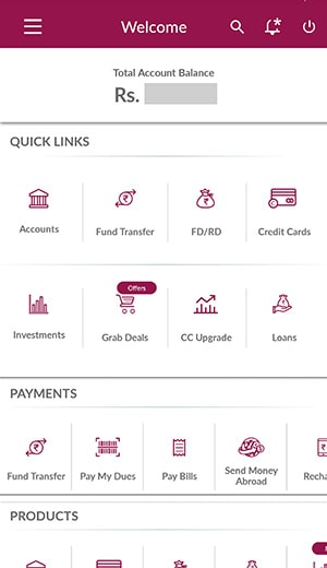 click funds for axis bank remove payee